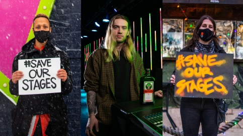 Jägermeister and NIVA Launch Second Wave of Partnership 'Our Stages, Our Stories'